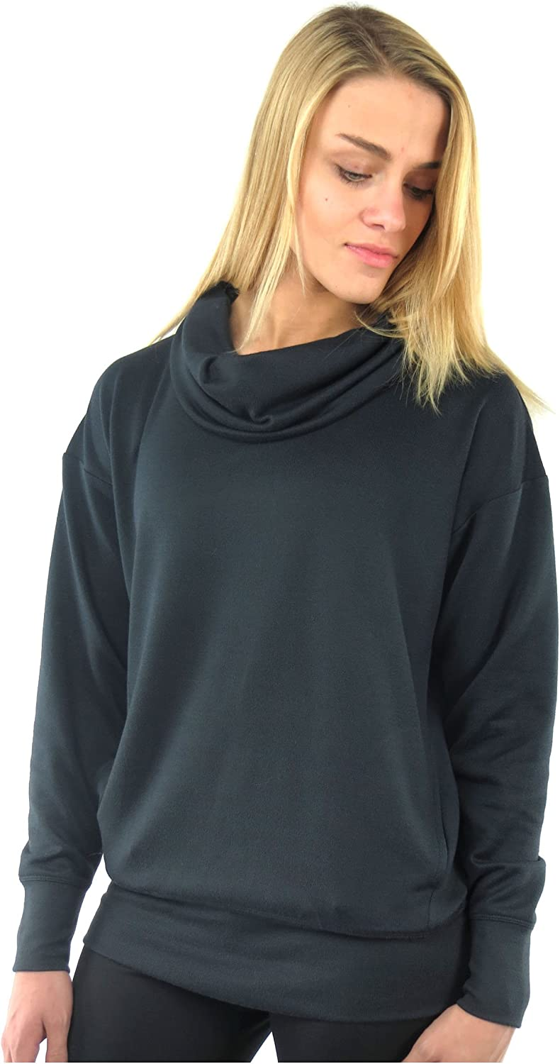Alex + Abby Women's Aspire Weekender Funnel Sweater