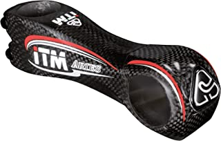 New ITM Stem Black Carbon ARIES -6° Road Variable Item