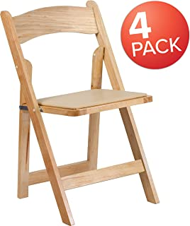 Best natural wood wedding chairs Reviews