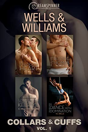 Collars & Cuffs Vol. 1 (Dreamspinner Press Bundles)