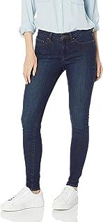 Daily Ritual Women's Mid-Rise Skinny Jean