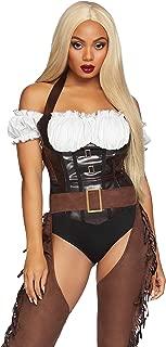 Women's 2 Pc Cowgirl Costume