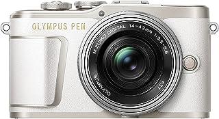 Olympus Pen E-PL9 Kit con cámara de Sistema Micro Cuatro Tercios y Objetivo M.Zuiko 14-42 mm EZ Blanco/Plata