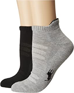 Barre Socks w/ Tab 2-Pack