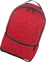 Sprayground Red Knit Backpack