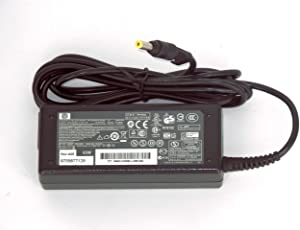 Replacement AC Adapter (18.5V 65W 4.8 1.7 Yellow socket ) Grade A+ ( Better than High Copy )For HP Pavilion DV1000 DV2000 X1300