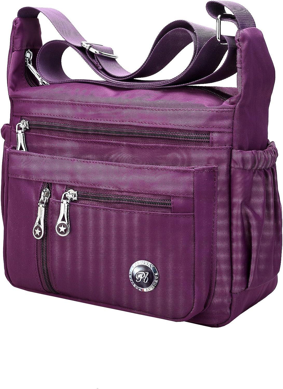Fabuxry Purses and Shoulder Handbags Mes for Overseas parallel San Antonio Mall import regular item Crossbody Bag Women