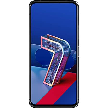 ASUSスマートフォン ZenFone 7【日本正規代理店品】 (8GB/128GB/Qualcomm Snapdragon 865/6.67インチ ワイド ナノエッジAMOLEDディスプレイ Corning Gorilla Glass 6/Android 10/5G/オーロラブラック/Clear Case・Active Case付き) ZS670KS-BK128S8/A