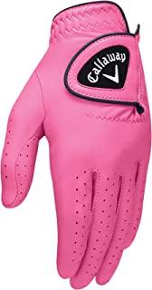 Callaway Opti-Color Golfhandschuh für Damen aus Leder