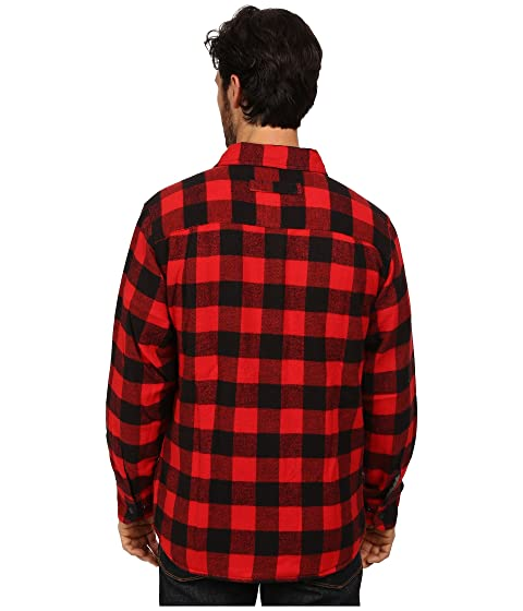 Buffalo Oxbow camisa Red Old Chaqueta de Bend Woolrich S0WqvvP
