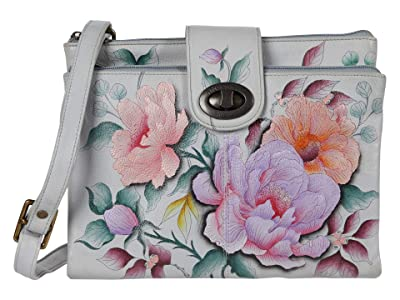 Anuschka Handbags 595 (Bel Fiori) Handbags