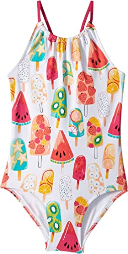 Fruity Popsicles Swimsuit (Toddler/Little Kids/Big Kids)