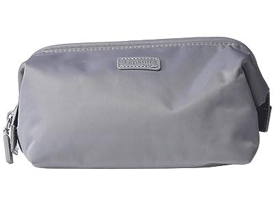 Lipault Paris Plume Accessories Medium Toiletry Kit (Pearl Grey) Wallet