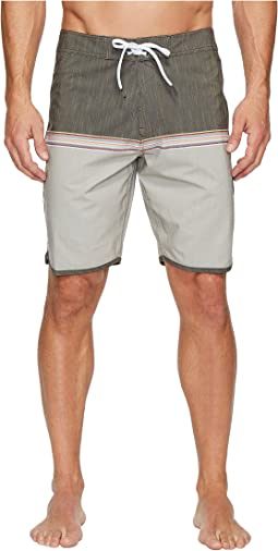 VISSLA - Dredges Four-Way Stretch Boardshorts 20