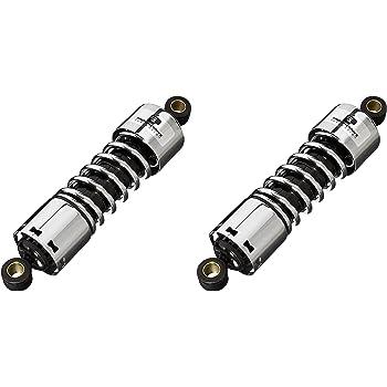Progressive Suspension 412-4063C Chrome 11.5 Standard Replacement Rear Suspension Shock