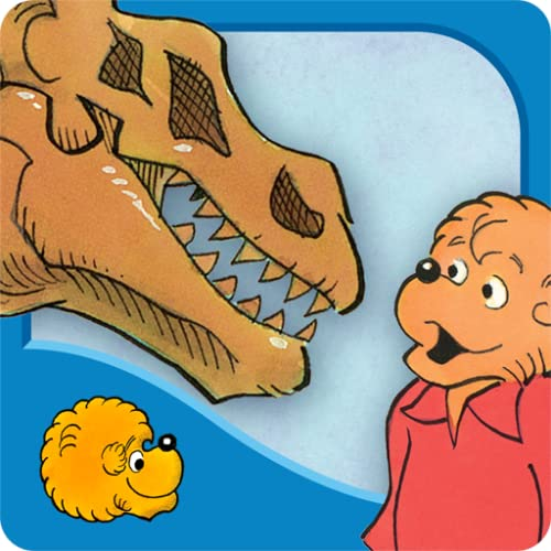 The Berenstain Bears Dinosaur Dig (Fire TV version)