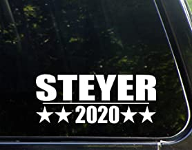 Sign Depot STEYER 2020 - Decal Bumper Sticker 8-3/4