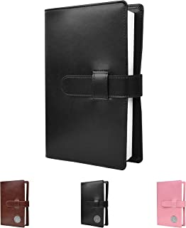 Single AA Big Book Cover   by Galileo   Perfect Gift   Alcoholics Anonymous (Plain/Black)