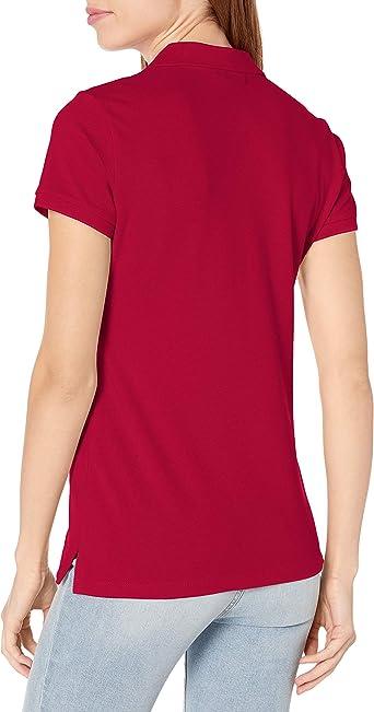 Choose SZ//color Details about  /Nautica Women/'s 5-Button Short Sleeve Breathable 1