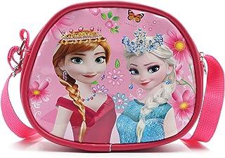 Alisa Little Crossbody Purse,PU Cartoon Shoulder Handbag for Kid Girl