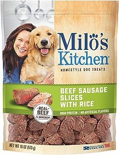 MiloS Kitchen Sausage Slices Treats
