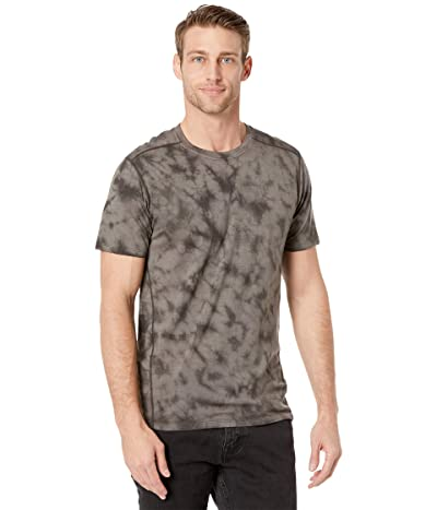 Smartwool Merino 150 Base Layer Short Sleeve (Black Marble Wash) Men