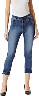 Miss Chase Women's Skinny Fit Denim Jeans