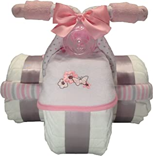 diaper tricycle for girl