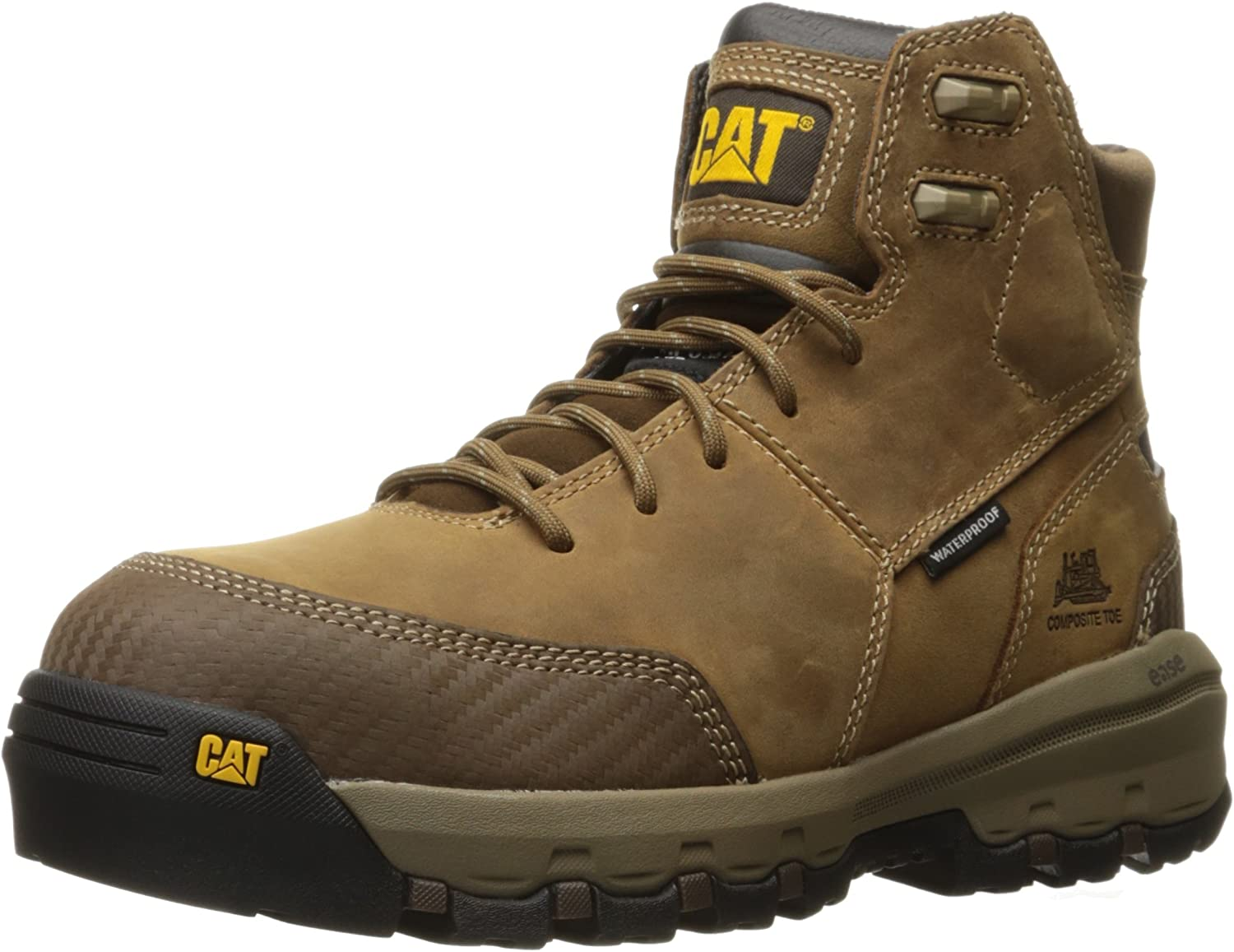 Caterpillar Device Max 76% OFF Waterproof Free shipping on posting reviews Composite Men's Toe Work Boot