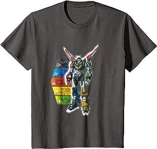 Kids Voltron Legendary Defender Combinable Lions T-Shirt