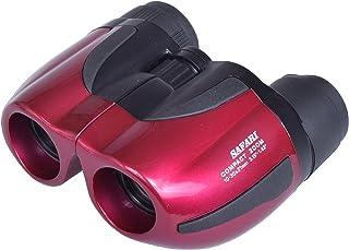 SIGHTRON 双眼鏡 ポロプリズム ズーム式 10~30倍 21㎜口径 SAFARI 10-30X21 ワインレッド SAB022RD