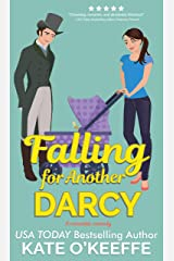 Falling for Another Darcy: A laugh-out-loud sweet romantic comedy (Love Manor Romantic Comedy Book 3) Kindle Edition