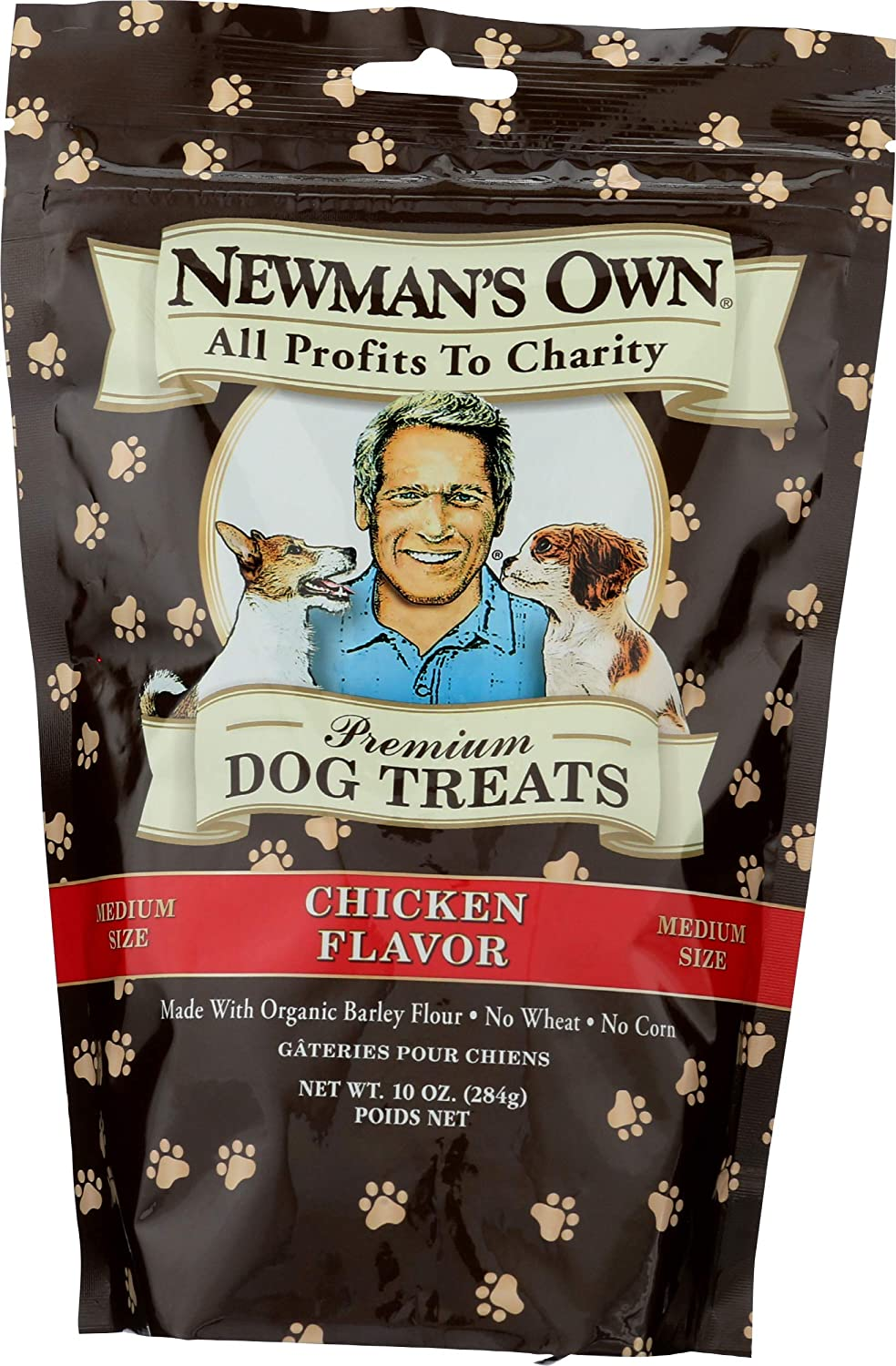 Direct stock Challenge the lowest price discount Newman's Own Organic Dog Treats Chicken Medium Size for Dogs