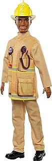Barbie Firefighter Doll