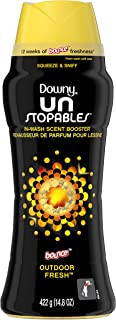 Downy Unstopables In-Wash Scent Booster Beads, Bounce Outdoor Fresh Scent, 14.8 oz