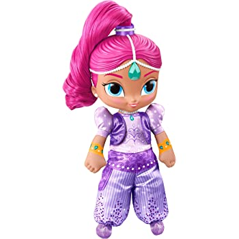 Amazon.es: Fisher-Price Shimmer and Shine - Muñeca blíster, Color ...