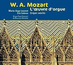 Mozart:L'oeuvre D'orgue