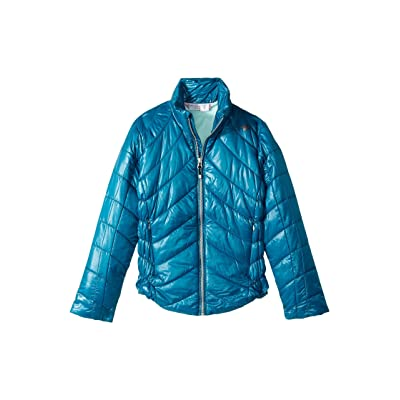 Obermeyer Kids Gigi Insulator Jacket (Big Kids) (Cove) Girl