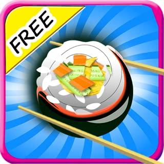 Sushi maker - Sushi games.