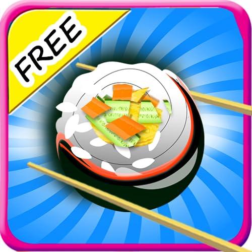 Sushi Creatore Giochi - Sushi Maker : sushi Games.