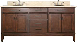 Best double vanity with linen tower Reviews
