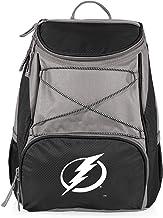 NHL Tampa Bay Lightning PTX Insulated Backpack Cooler, Black
