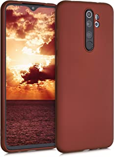 Sponsored Ad - kwmobile TPU Case Compatible with Xiaomi Redmi Note 8 Pro - Case Soft Thin Slim Smooth Flexible Phone Cover...