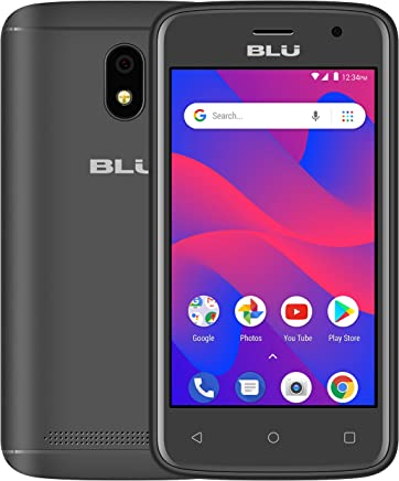BLU Advance A4 -Unlocked Dual Sim Smartphone -Black
