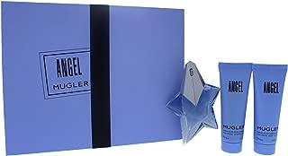 Thierry Mugler 3 Piece Refillable Angel Gift Set Eau de Parfum Spray for Women