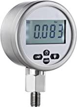 batteriebetriebenes–Manómetro digital (Digi 04KL. 0,4% 0–100Bar