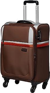 تيتان حقيبة سفر بعجلات، للجنسين - بني - 16031