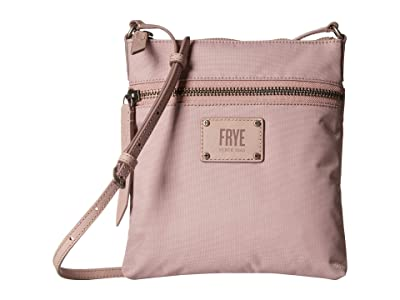 Frye Ivy Crossbody (Lilac) Cross Body Handbags