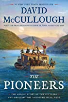Cover image of The Pioneers by David McCullough