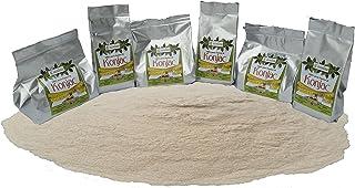 Harina Pura de Konjac glucomannan paquete haccp 1 kg